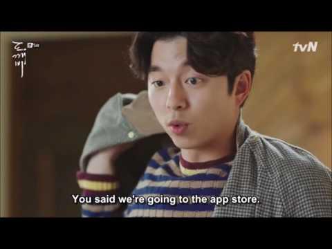 Korean Drama Goblin Ep5 Smartphones for Goblin&Grim Reaper