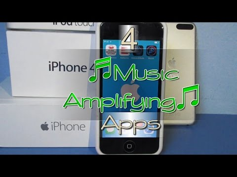 4 Music Ampliflying Apps To Enhance Your Music Experience On iOS Android Devices
