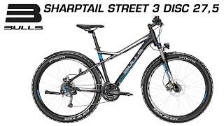 BULLS Sharptail Street 3 Disc 27,5 Modell 2016 | Produktvideo