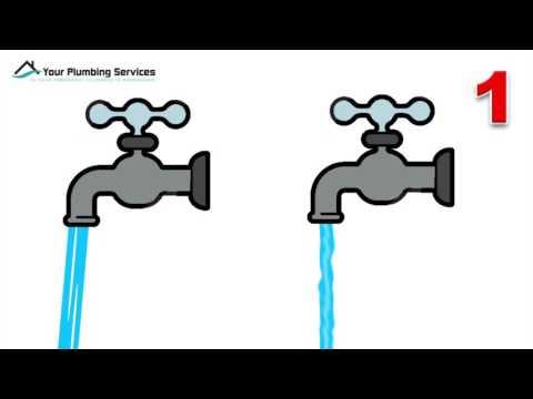 How to find an underground water leak