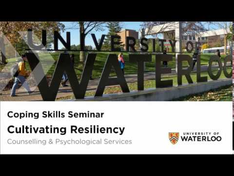 Coping Skills Seminar - Cultivating Resiliency