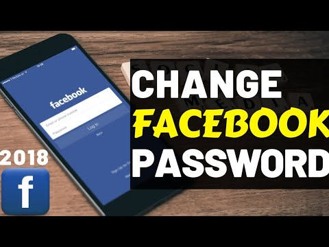 How to Change Facebook Password in Mobile