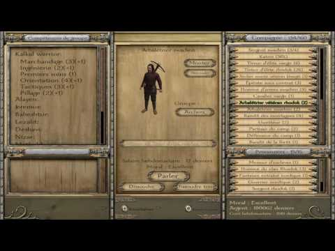 Mount & Blade: Warband PS4 XBOX how to win money 300k