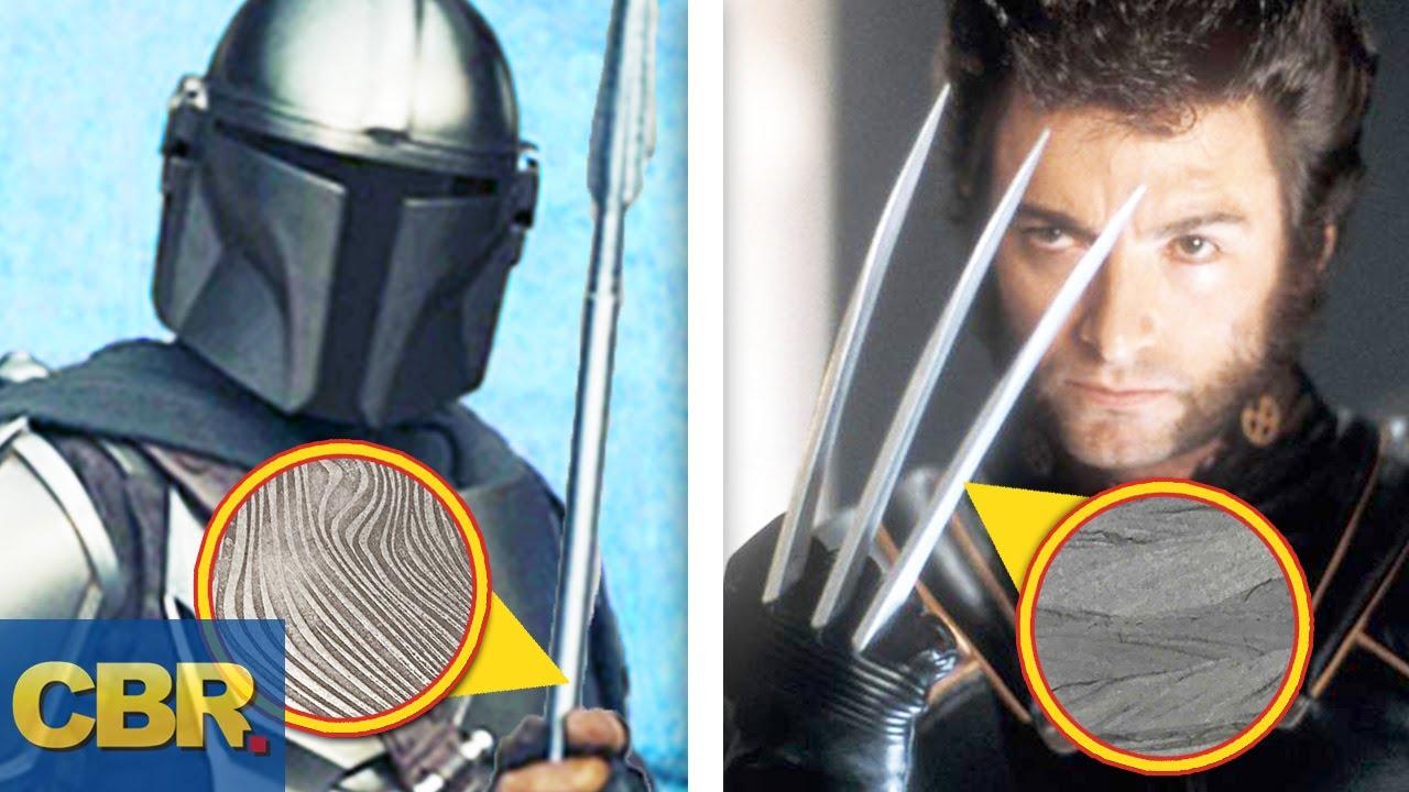 Beskar vs. Adamantium vs. Vibranium: What's The Strongest Metal?