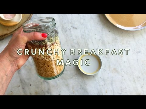 Crunchy Breakfast Magic: One Cereal & Five Ideas