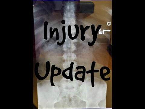Back & Shin Injury Update - Stress Fracture & Compartment Syndrome?