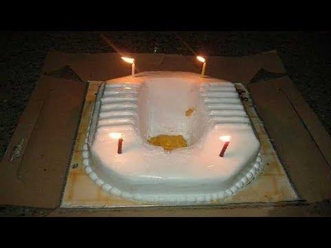 ऐसे अनोखे केक आपने आज तक नहीं देखे होंगे | Strange And Funny Cakes