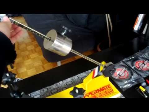 Klippermate - Racket stringing machine