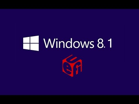 How to Install Windows 8.1 in UEFI Mode