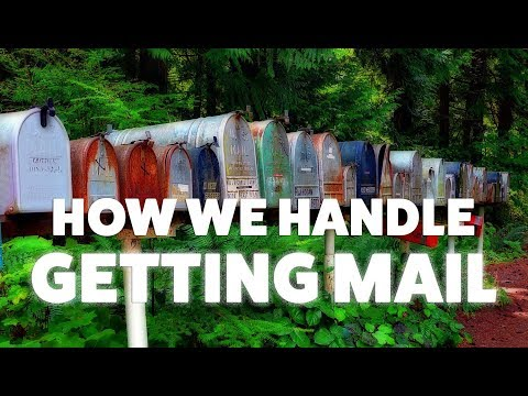 Tuesday Talk: Mail Forwarding & Paying Bills When Full-Time RVing