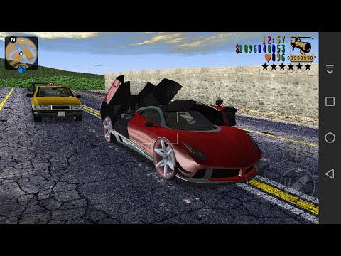 How to install cars mod in gta 3 android
