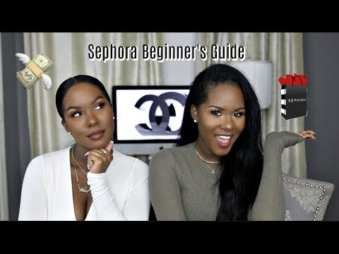 Sephora Beginners Guide-  How To Spend $100 at Sephora