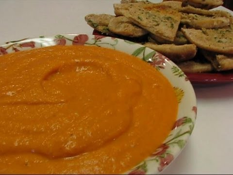 Betty's Roasted Red Pepper Hummus