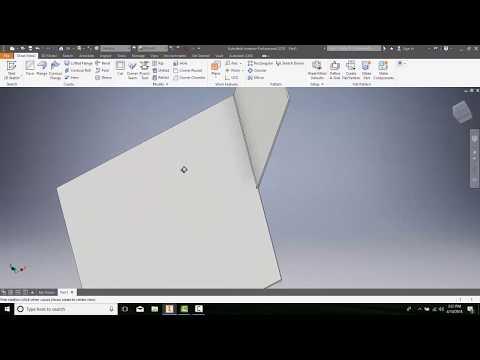 14-09 Folding Sheet Metal Components