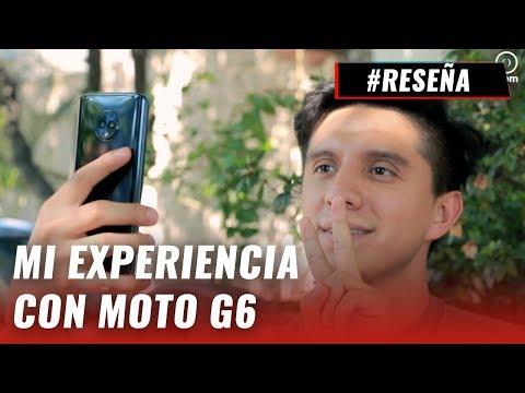 Motorola Moto G6, ¿aún es el mejor gama media? Review en español