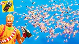 Creating INFINITE AIRSTRIKES (2000+ rockets)