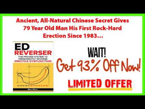 ED Reverser Review - 93% Discount - Limited Offer