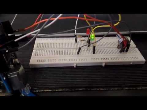 DIY - P4 - M1 Monitoring Potensiometer Value