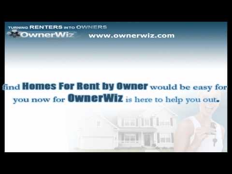 Find Homes For Rent By Owner