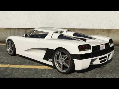 The Fastest Car In GTA V