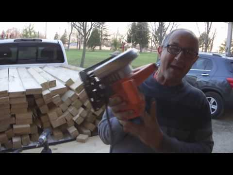 How To Scrap A Skill Saw For Metals Aluminum, Copper and steel