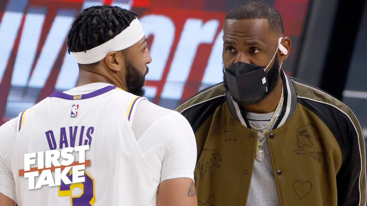 The Lakers shouldn't worry about the play-in tournament - Max Kellerman   First Take