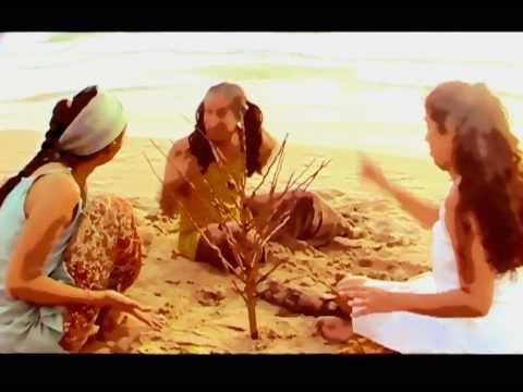 The Three Dolls by the Ocean - Mooji Story