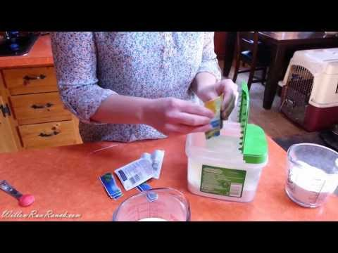 Homemade Dishwasher Detergent - That REALLY Works!