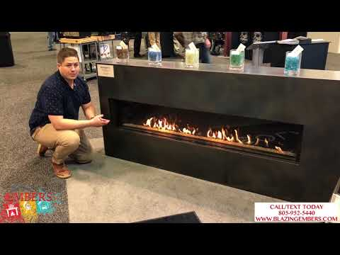 Solas Gas Fireplace seventy2 slim product review