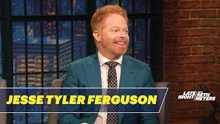 Jesse Tyler Ferguson Was a Business-Savvy Babysitter