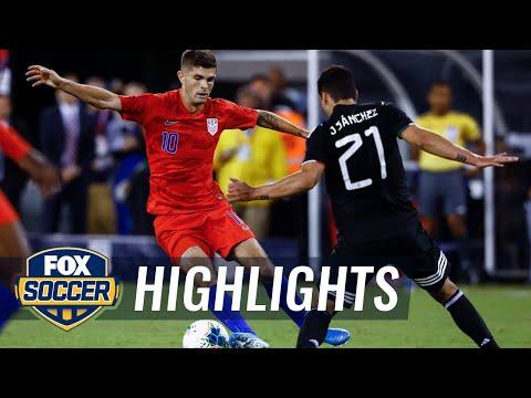 90 in 90: USA vs. Mexico | 2019 International Friendly Highlights