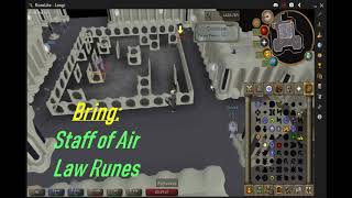 Mage Training Arena | Alchemist Playground | Guide | OSRS