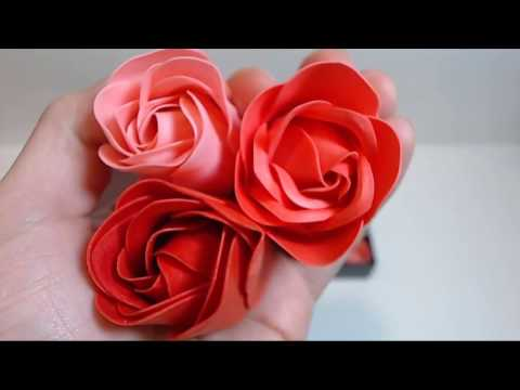 Floral Scented Soap Roses Review