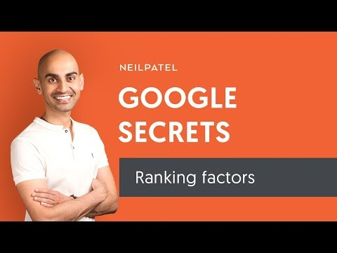 The Effective Ranking Factor That Google Doesn't Want You to Know About