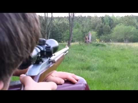 Target Practice - 10 Year Old vs. 21 Year Old