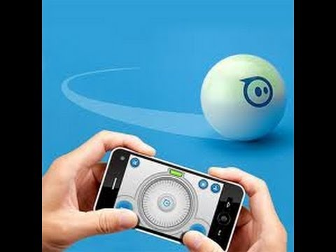 Sphero Ball Review and Demo