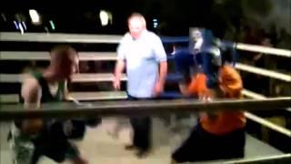 Conor Burns vs Paddy Barnes Full Fight (HD)