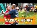 Henry V Carragher 10 Ball Crossbar Challenge