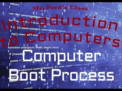 Computer Software : Computer Boot Process (03:02)