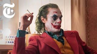 Watch Joaquin Phoenix Do a Creepy Dance in 'Joker' | Anatomy of a Scene