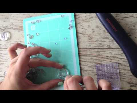 Create your own Scrapbook Stamps