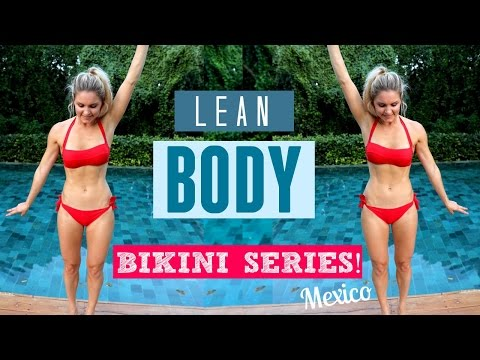 Ultimate Full Body Bikini Routine | Rebecca Louise