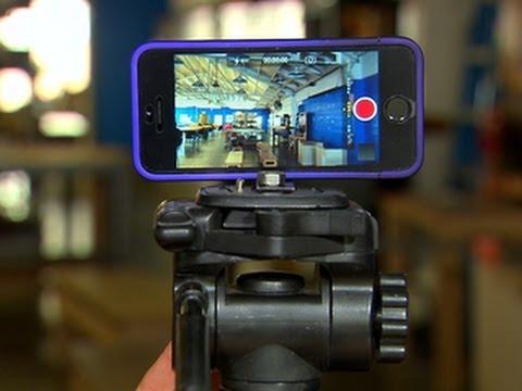 The Fix - DIY: Build a simple smartphone tripod mount