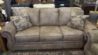 Ashley Furniture Larkinhurst Earth Couch & Loveseat Review