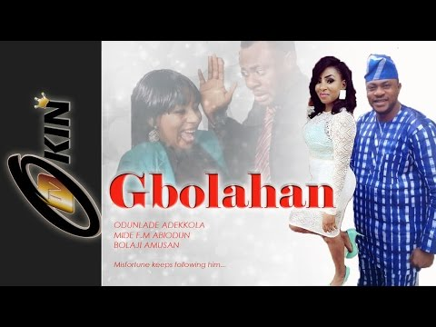 Gbolahan Latest Nollywood Movie Cover