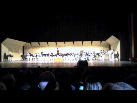 2010 Optimist Concert (Round Up Band)