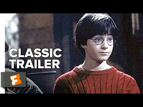 Harry Potter: The Complete 8-Film Collection DVD Release Trailer - Daniel Radcliffe Movie HD