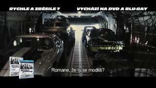 Rychle a zbesile 7 - ukazka - BD a DVD