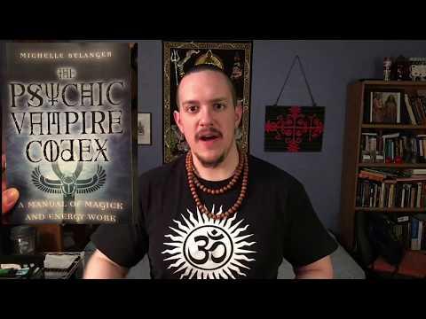 Psychic Vampire Energy Technique
