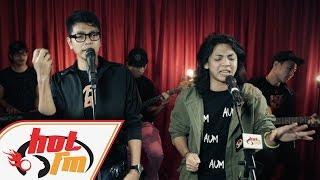 Hyper Act - Takkan Pergi (live) - Akustik Hot - #hottv